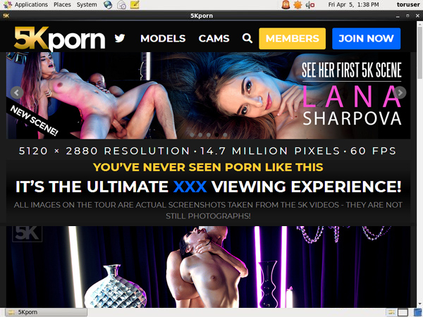 5K Porn Live