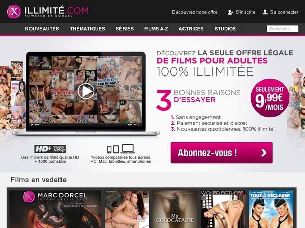 Free Account X Illimite