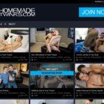 Home Made Twinks Massage