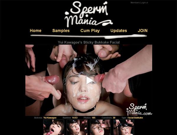 Sperm Mania Porn Tube