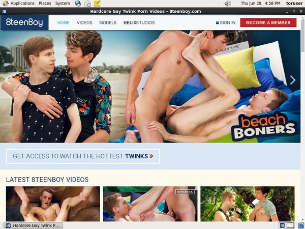8teenboy.com Free Acounts