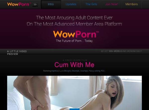 Wowporn.com Iphone