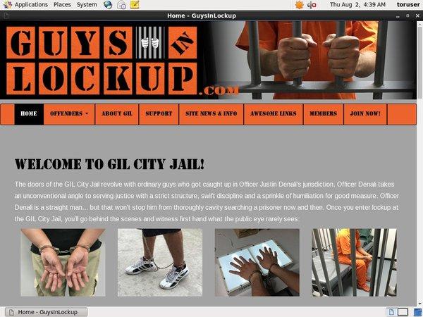 Guysinlockup Premium Pass