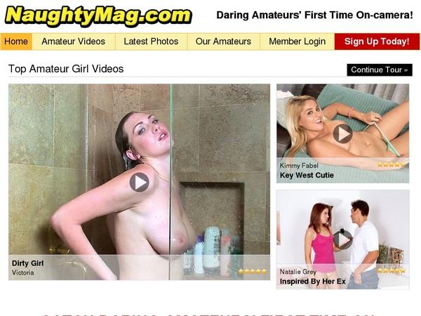 Naughty Mag Segpay