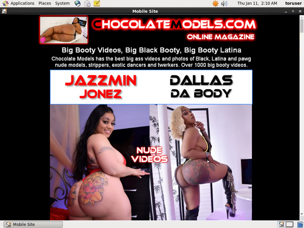 Chocolate Models Discount Paypal